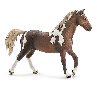 FREE SHIPPING | Schleich 13756 Trakehner Stallion Model Horse - New in Package