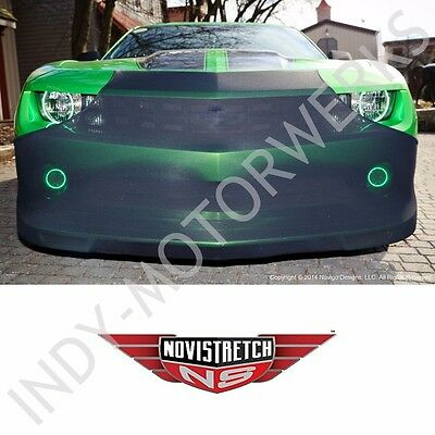 CAMARO 5th GEN NOVISTRETCH FRONT BRA HIGH TECH STRETCH MASK FITS ALL 10 thru 15