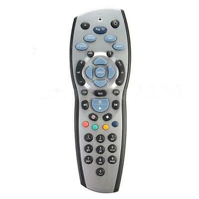 2x FOXTEL REMOTE Control Replacement For FOXTEL MYSTAR HD & PAYTV s - Silver