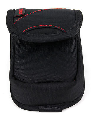 Black Padded Protective Lightweight Case For Garmin Edge 20/25/520 Smartwatch