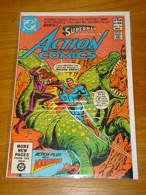 Action Comics #519 Dc Near Mint Condition Superman May 1981