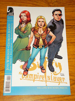 Buffy The Vampire Slayer Season 8 #4 Dark Horse Variant