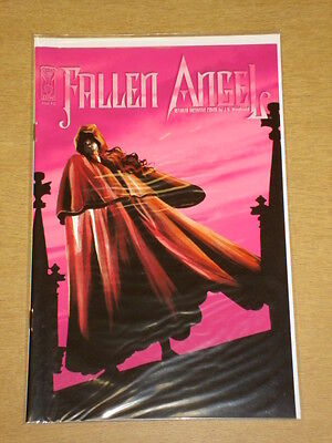 Fallen Angel #15 Idw Publishing Retailer Incentive Cover