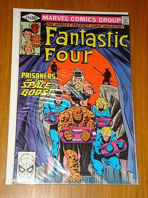 Fantastic Four #224 Marvel Comic Nov 1980 Nm (9.4) *