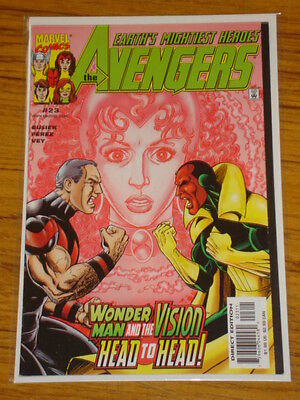 Avengers #23 Vol3 Marvel Comics December 1999