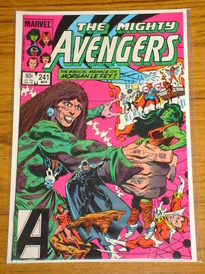 Avengers #241 Vol1 Marvel Comics March 1984