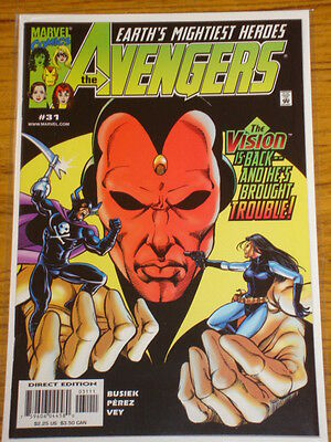 Avengers #31 Vol3 Marvel Comics August 2000