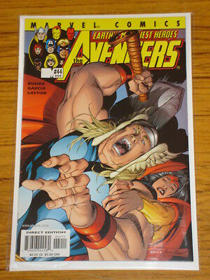 Avengers #44 Vol3 Marvel Comics September 2001