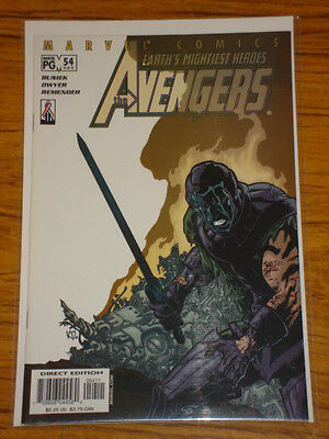 Avengers #54 Vol3 Marvel Comics July 2002