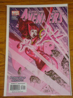 Avengers #81 Vol3 Marvel Comics June 2004