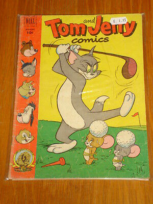 Tom And Jerry Comics #97 G (2.0) August 1952 Dell Comic*
