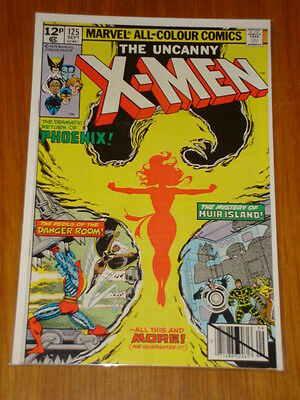 X-Men Uncanny #125 Marvel Comic Sept 1979 Nm (9.4) *