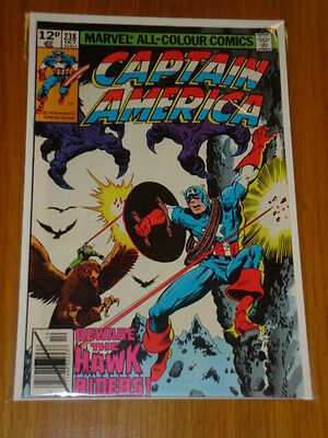 Captain America #238 Marvel Comic Near Mint Condition October 1979