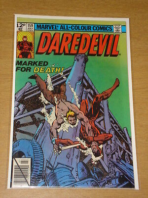 Daredevil #159 Marvel Comic Near Mint Miller Daredevil July 1979
