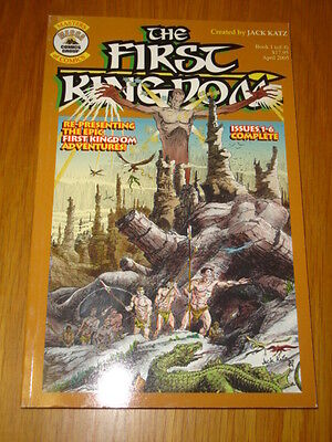 First Kingdom Graphic Novel Katz Collects Issues 1-6 0976665107