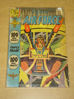 Fightin' Air Force #12 G/vg (3.0) Charlton Comics 100 Pages 1958