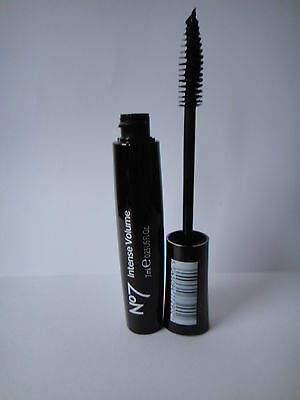 Boots No7 Intense Volume Mascara*Shade Brown/ Black* 7ml*Sealed* All In £4.75