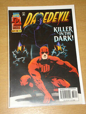 Daredevil #356 Marvel Comic Near Mint Condition September 1996