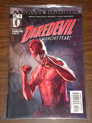 Daredevil Man Without Fear #45 Vol2 Marvel May 2003