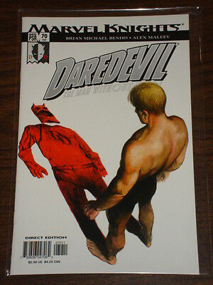 Daredevil Man Without Fear #70 Vol2 Marvel April 2005