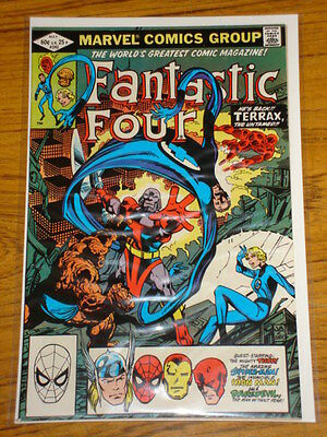 Fantastic Four #242 Vol1 Marvel Comics May 1982