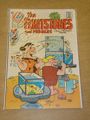 Flintstones #35 Vfn- (7.5) Charlton Comics February 1975