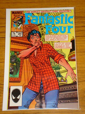 Fantastic Four #287 Vol1 Marvel Comics Byrne Art February 1986