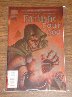 Fantastic Four #71 Vol3 Marvel Directors Cut September 2003