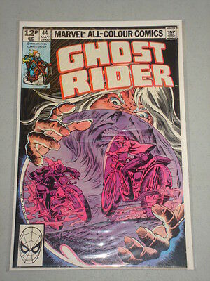 Ghost Rider #44 Vol 1 Marvel Comics May 1980