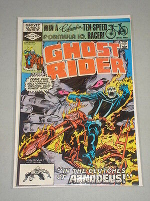 Ghost Rider #64 Vol 1 Marvel Comics January 1982