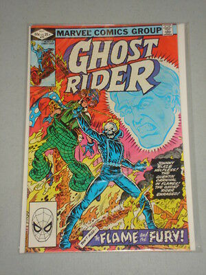 Ghost Rider #72 Vol 1 Marvel Comics September 1982