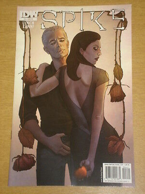 Buffy The Vampire Slayer Spike #4 Ri Cover 2011 Idw Jenny Frison