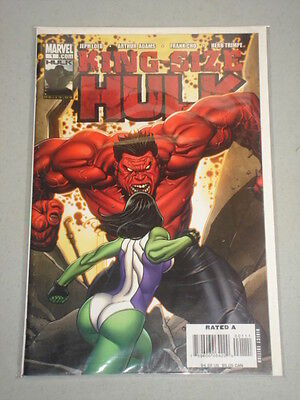 Incredible Hulk King Size #1 Vol 1 She Hulk Cvr July 2008