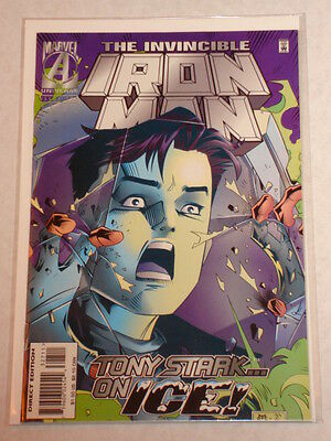 Ironman #327 Vol1 Marvel Comics April 1996