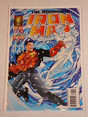 Ironman #328 Vol1 Marvel Comics May 1996