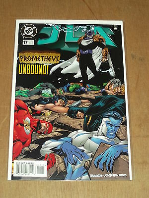 Justice League Of America #17 Vol 3 Jla Dc Comics April 1998