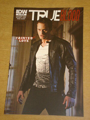 True Blood Tainted Love #3 Ri B Photo Cover 2011 Idw