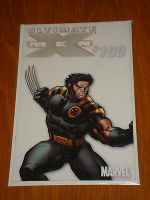 X-Men Ultimate #100 Marvel Comics Variant Edition Cover White Retail 1.100