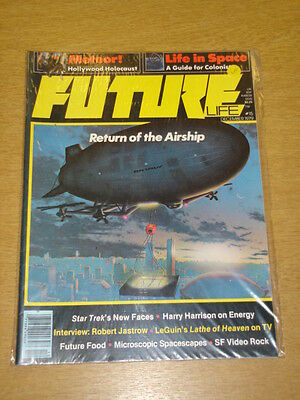 Future #15 Vf 1979 Dec Future Us Magazine Airship Meteor Star Trek