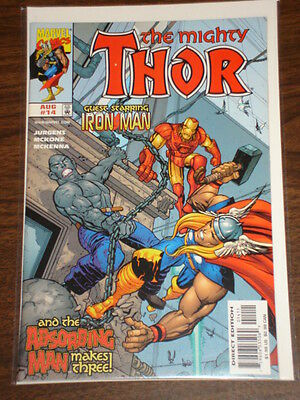 Thor #14 Vol2 The Mighty Marvel Comics August 1999