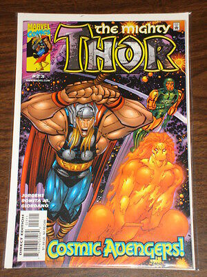 Thor #23 Vol2 The Mighty Marvel Comics May 2000