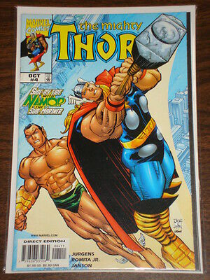 Thor #4 Vol2 The Mighty Marvel Comics October 1998