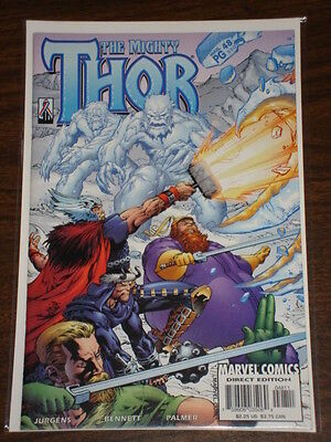 Thor #48 Vol2 The Mighty Marvel Comics June 2002