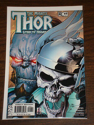 Thor #49 Vol2 The Mighty Marvel Comics July 2002