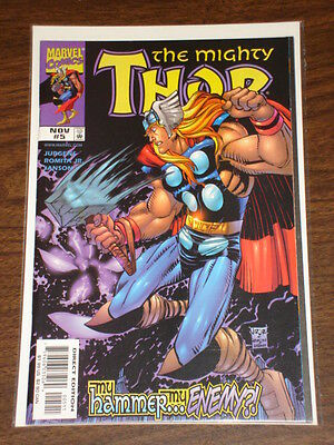 Thor #5 Vol2 The Mighty Marvel Comics November 1998