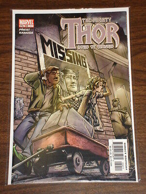 Thor #59 Vol2 The Mighty Marvel Comics April 2003