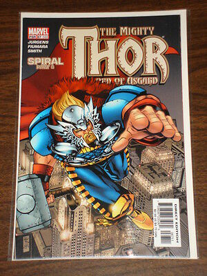 Thor #67 Vol2 The Mighty Marvel Comics October 2003