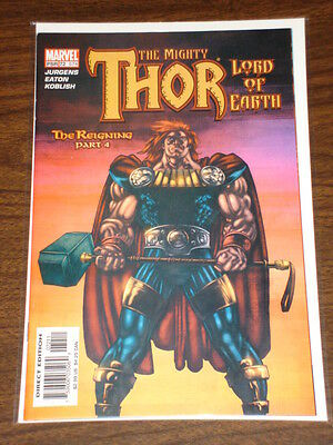 Thor #72 Vol2 The Mighty Marvel Comics February 2004