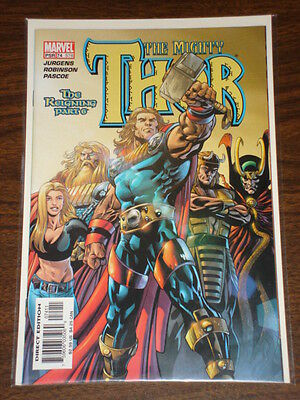 Thor #74 Vol2 The Mighty Marvel Comics April 2004