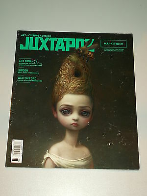 Juxtapoz #161 June 2014 Mark Ryden Swoon Art Culture Design Us Magazine